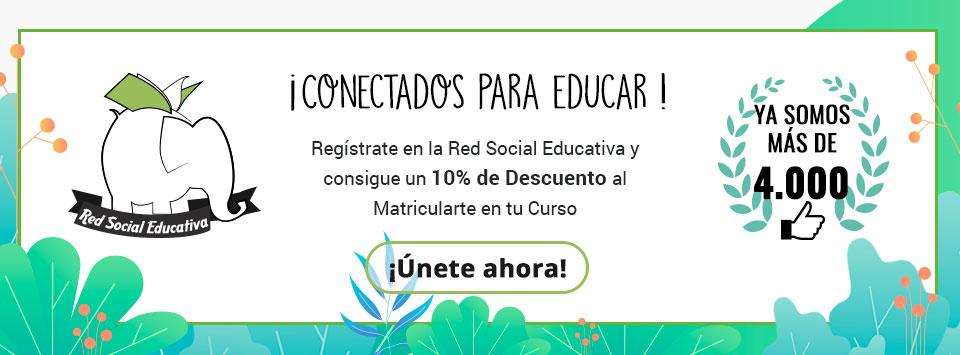 Red Social Educativa. ¡Conectados para educar!
