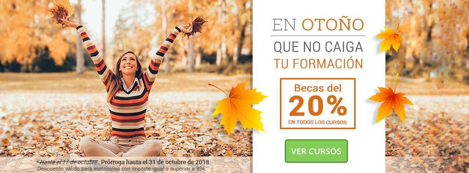En otoño que no caiga tu formación | FPDP