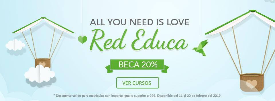 All you need is Red Educa
