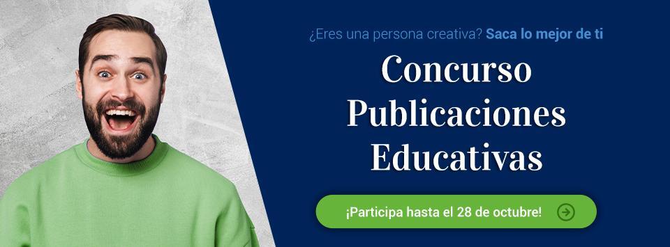 Concurso publicaciones educativas