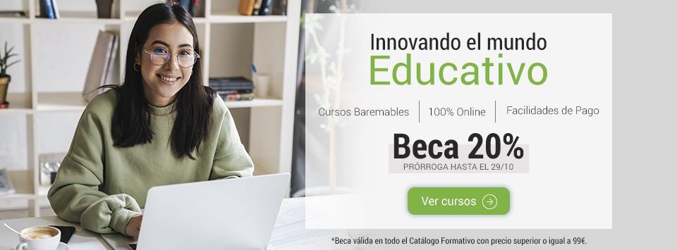 Innovando el mundo educativo